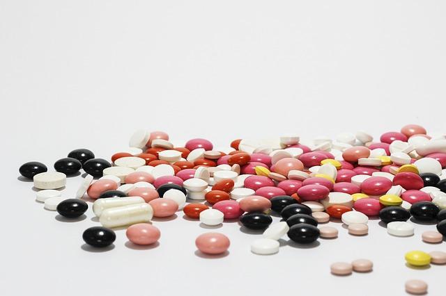 tabletky, pilulky, léky