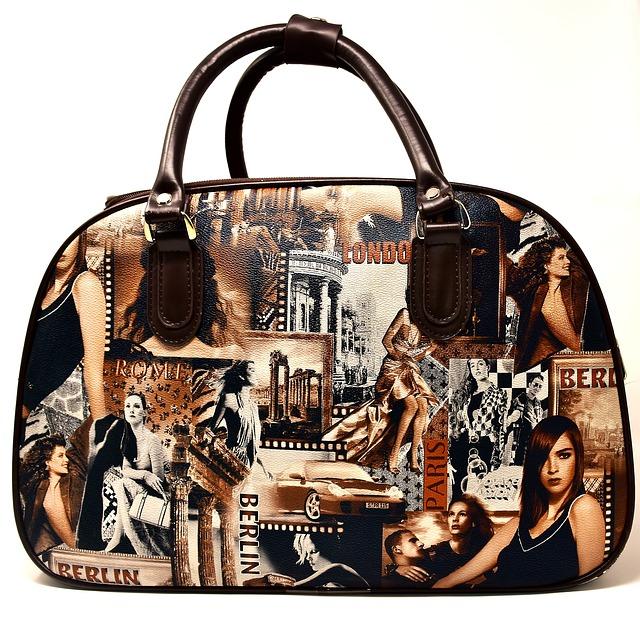 kabelka s obrázky